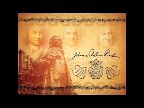 Johann Sebastian Bach - Brandenburgische Konzerte [(BWV 1046– BWV1051) (Cd No.1)]