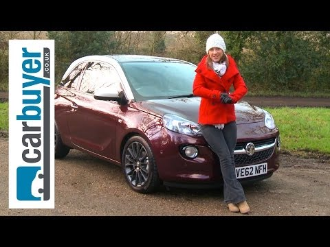 Vauxhall Adam review - CarBuyer