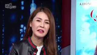 """Clip Quế Vân tố cáo Trường Giang, gọi nam danh hài là """"kẻ khốn nạn""""."""