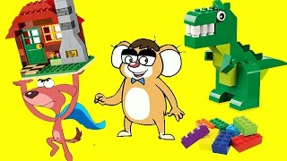 Rat-A-Tat|'LegoLand Toys Transformation Superheroes Fight'|Chotoonz Kids Funny Cartoon Videos
