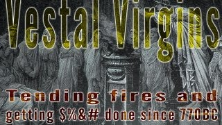 The Vestal Virgins