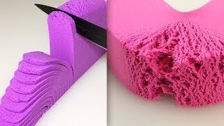 Most Satisfying Kinetic Sand Toys for Kids ¦¦ Amazing Video Magic Sand and Music ¦¦ Dynamic Sand