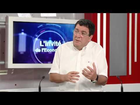 L'Invité de l'Economie Algérie Rachid Bousdira TP Marine   www lepointeco com