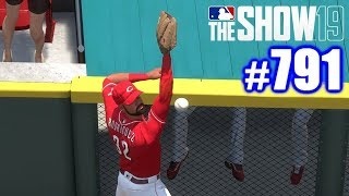 THE FUNNIEST THING I'VE SEEN IN THIS GAME! | MLB The Show 19 | Road to the Show #791