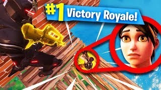 IN SEARCH FOR THE LEGENDARY FAMAS! Fortnite: Battle Royale