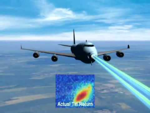 Airborne Laser USAF Future Weapons Technology Boeing 747 YAL