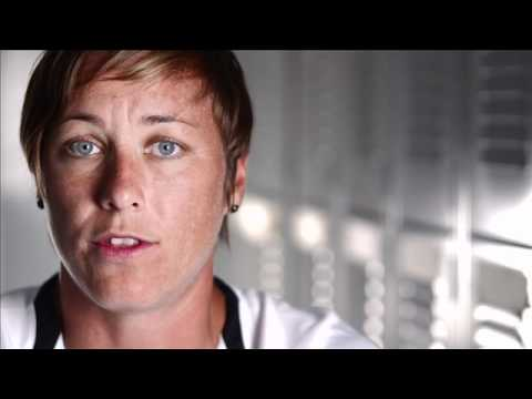 Inside the Edge - Abby Wambach