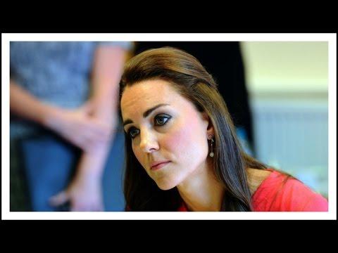 Kate Middleton vit constamment dans la peur…