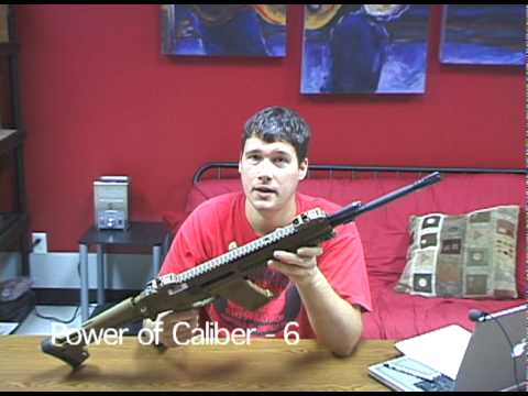 Dave's Pawn Shop reviews the Bushmaster ACR Combat Rifle 223 5.56 Weaponry!