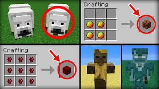 ✔ Minecraft 1.10 Update - 15 Features That Were Added