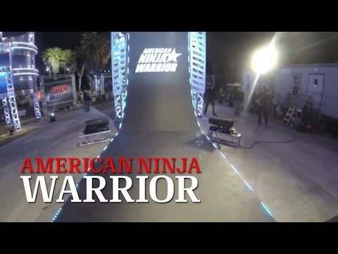 Helmet-cam POV Through the 2013 Venice Qualifiers   American Ninja Warrior