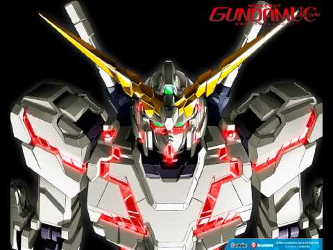 Mobile Suit Gundam UC OST RE I AM 720p