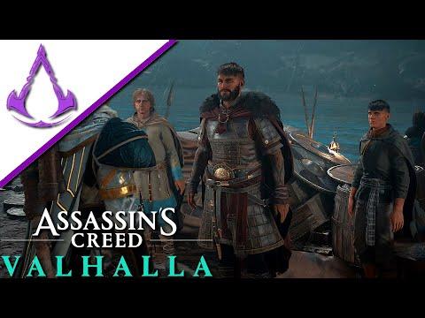 Assassin's Creed Valhalla 240 - Alle Freunde Versammelt - Let's Play Deutsch