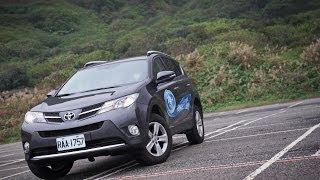 Toyota RAV4油耗測試