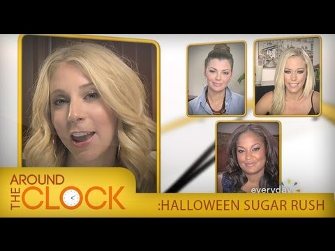 Halloween Sugar Rush I Around the Clock I Everyday Health