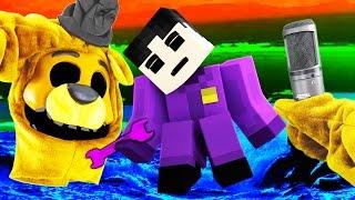 Realistic Minecraft - FNAF GOLDEN FREDDY IN REAL LIFE!