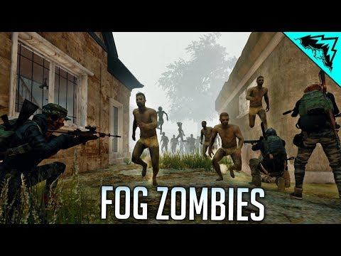 PUBG: FOG ZOMBIES ARE IMPOSSIBLE (Battlegrounds Highlights and Funny Moments)