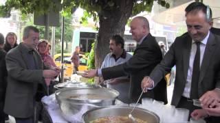 MHP Şehzadeler İlçe Başkanlığı'ndan Aşure Hayrı