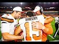 Damon Sheehy-Guiseppi punt return celebration | Cleveland Bro...