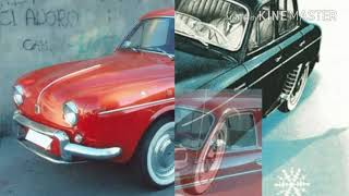 """ History Of Renault Dauphine "" the best france Car"