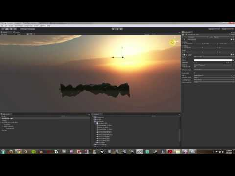 Unity 3D Tutorial Part 5 Skybox