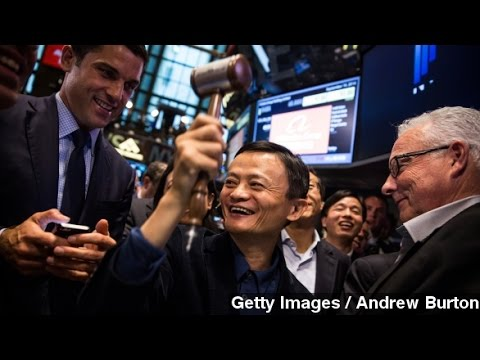 Alibaba's First Earnings Report: 54 Percent Sales Growth