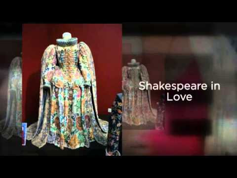 DAME JUDI DENCH - THE COSTUMES