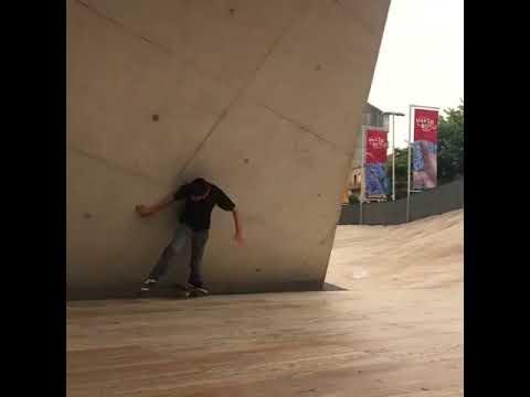 Smooth @_carlosmcosta 🎥: @nuno_gaia #skateeverydamnday | Shralpin Skateboarding