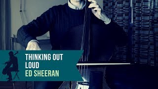 Download Lagu Ed Sheeran - Thinking Out Loud for cello and piano (COVER) Gratis STAFABAND