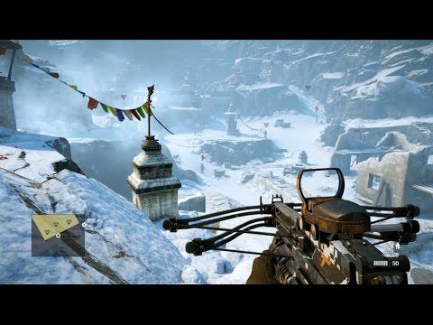 10 Minutes of Original Far Cry 4 Gameplay - Gamescom 2014
