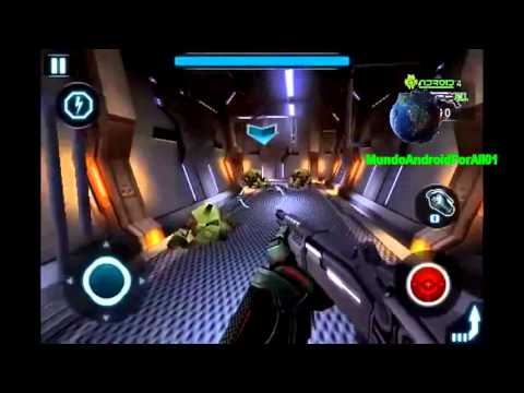 Samsung Galaxy ACE s5830 Review de los Mejores Juegos 2012