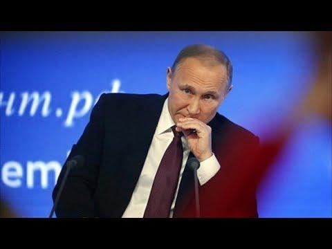 Путин каждый раз ощутимо получает по морде
