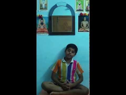 Bomma Bomma Tha by S Krishnaa Age 9 years