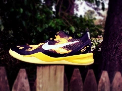 Replica Kobe 8: Performance Review... Can I Ball In Replicas? @Brande-Online.Org
