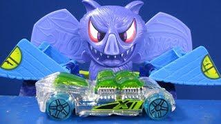 Bat Manor Attack Hot Wheels Play Set #hotwheelscity NEW for 2018!