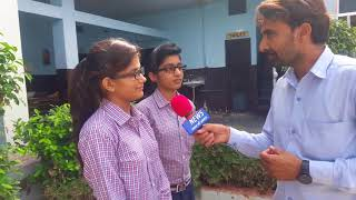 Bal Bharti School interview Girl Students With Surjit Bishnoi