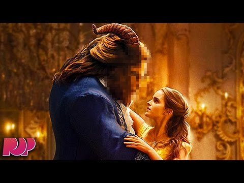 People Are Pissed At How Ugly The Beast is in New 'Beauty and the Beast' Pics