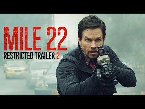 Mile 22   Restricted Trailer 2   Own It Now On Digital HD, Blu-Ray & DVD