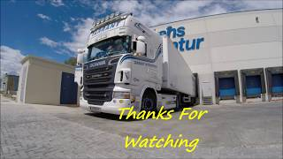 Tarrant International Trucking-Cork- Ireland. HD , Fearless Motivation