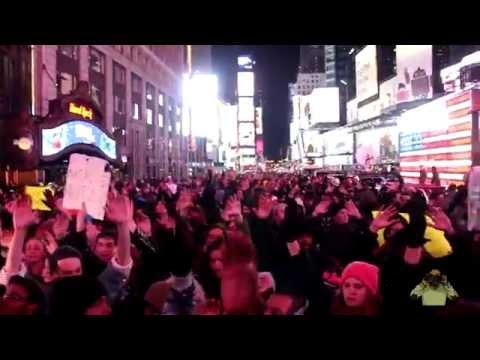 Massive New York City Protest Part 2....Brooklyn Bridge Shut Down