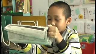 Khả năng đặc biệt của bé Ngô Minh Khang