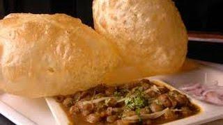 Easy chole Bhature Recipe, छोले भटूरे