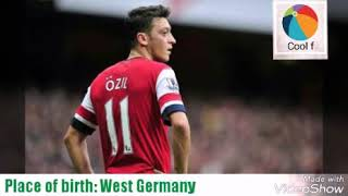 Mesut Ozil lifestyle!!! hobbies,cars,wife,religion,house,hairstyle and date of birth