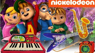 ALVINNN!!! and the Chipmunks & Musical Instruments for Kids | The Little Orchestra Compilation
