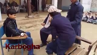 Pashto Very Funny School Khaka | Small Kids Acting