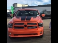 2017 Ram 1500 Sport Ignition Orange | Legacy Dodge Taber | Taber, AB