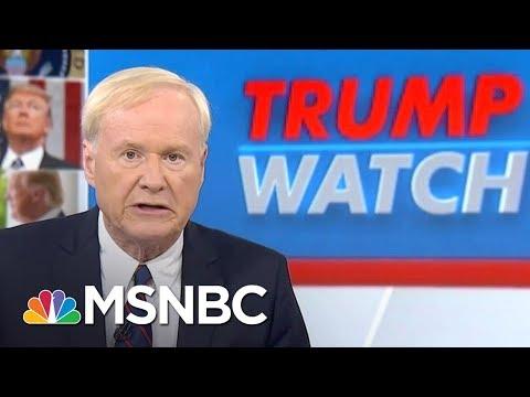Matthews: President Donald Trump Is Throwing Millions Under The Bus | Hardball | MSNBC