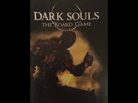 Inugami Game Reviews: Dark Souls the Board Game (June 2016 Build)