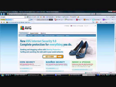 Review: AVG Antivirus Free 9.0