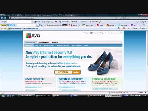 Review: AVG Antivirus Free 9.0